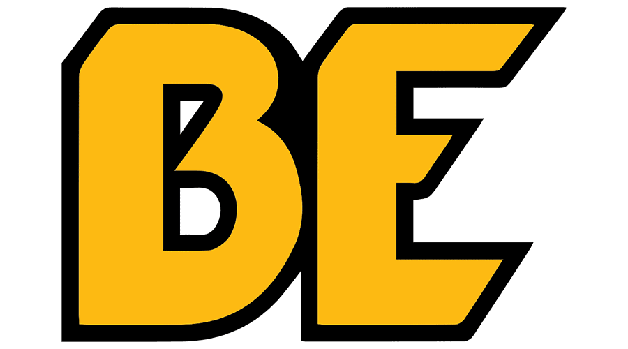 BE Power Equipment Logo Vector - ( SVG +  PNG