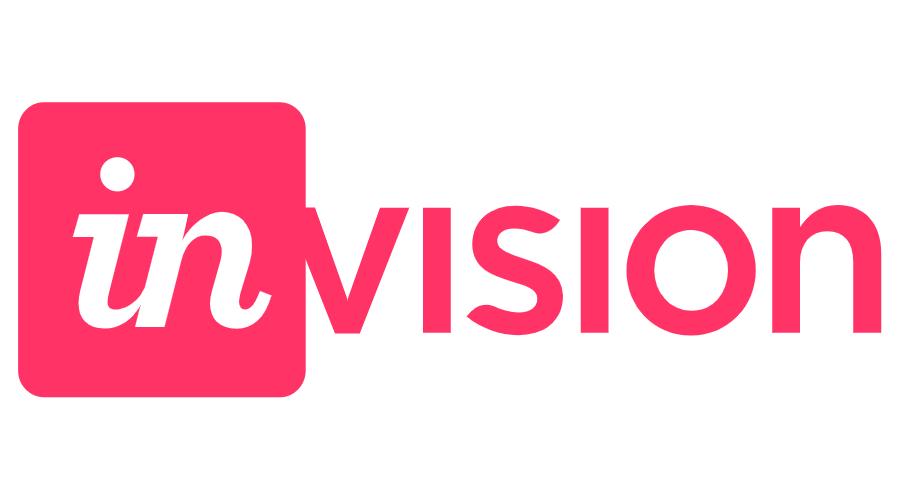 invision logo vector - (.svg + ) - findlogovector