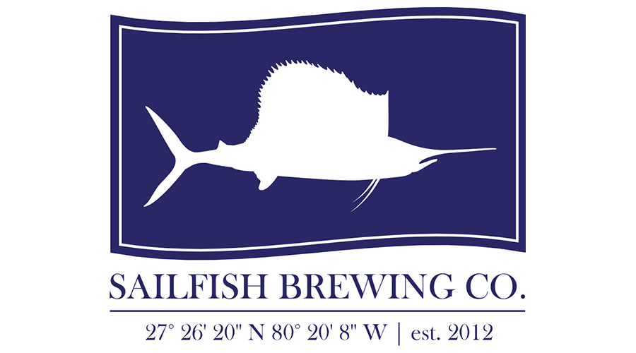 Sailfish Brewery Co  Logo Vector - ( SVG +  PNG) - FindLogoVector Com