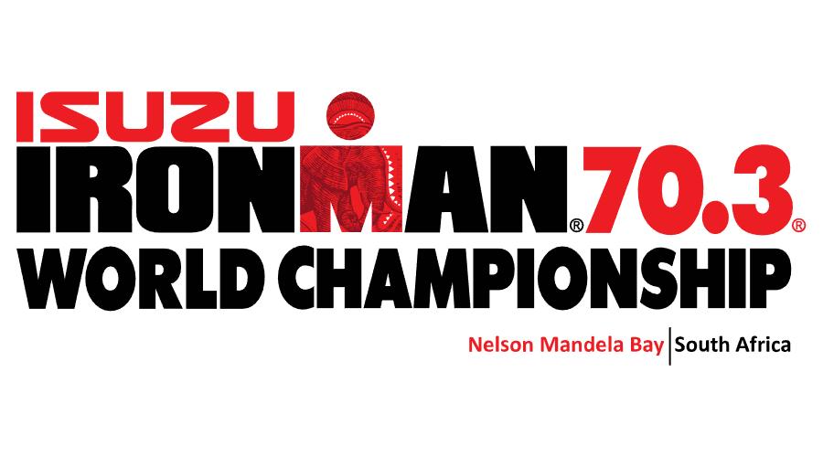 isuzu ironman 70.3 world championship logo vector - (.svg +
